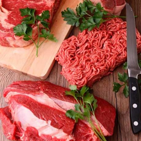 Lote carne natural de ternera de el Bierzo. 3Kg aprox