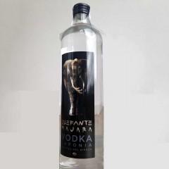 Vodka Elefante Majara, elaborado en Laponia con patata del Bierzo