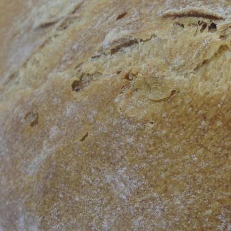 Pan de hogaza mezcla