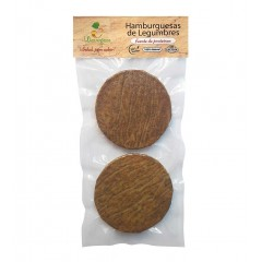 Hamburguesas veganas - Pack dos unidades