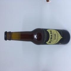 Cerveza artesana de castaña Ribada