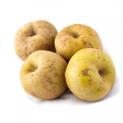 Manzana Reineta Blanca Ecológica -4 kg
